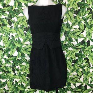 Alexander Wang Black Sheath Dress